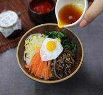 미니산채비빔밥